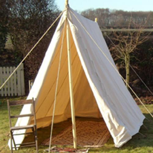 17th 19th Century Wedge Tents