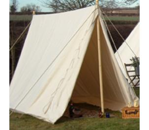 Large - Waterloo Wedge Tent