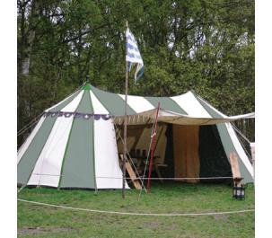 Cr 233 Cy Burgundian Pavilion